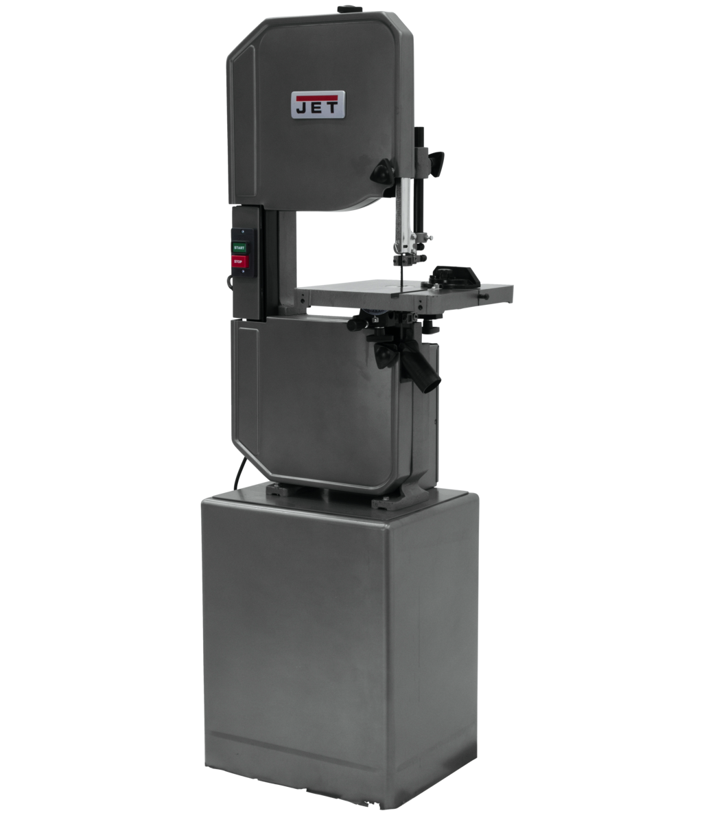 "J-8203K, 14"" Metal/Wood Vertical Bandsaw"