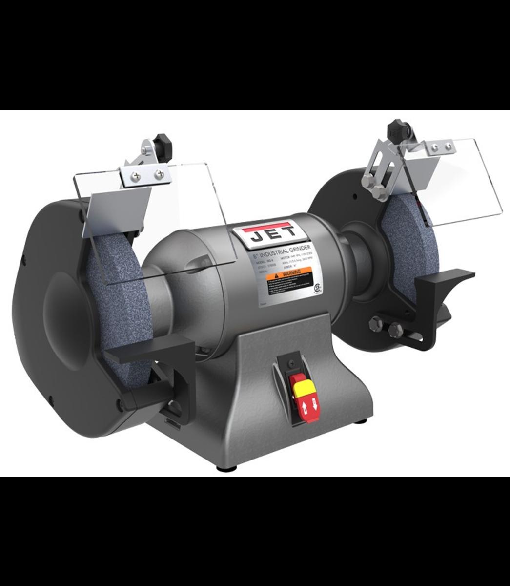 "IBG-8, 8"" Industrial Bench Grinder"