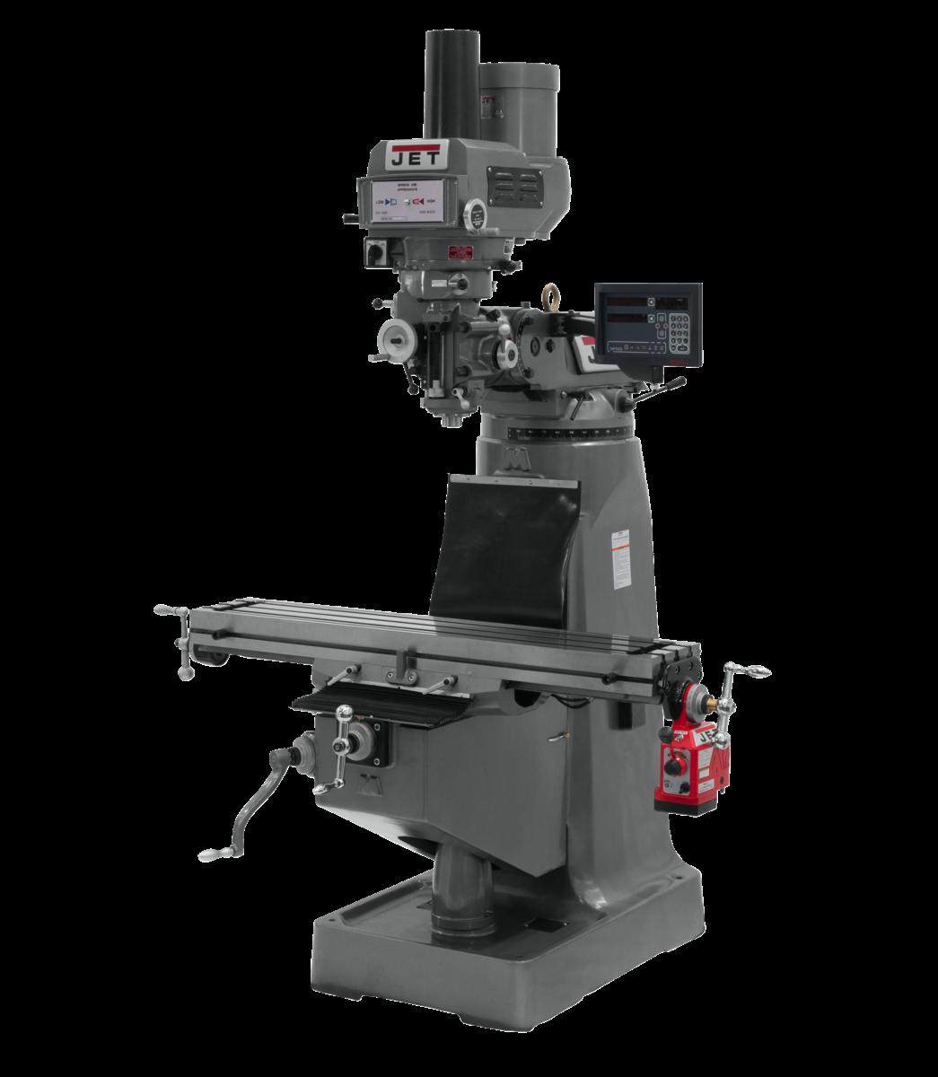 JTM-4VS DP700 DRO X POWEREED & AIR DRWBR