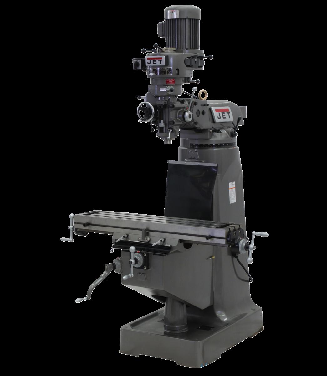 JTM-2 Step Pulley Milling Machine 115/230V 1Ph