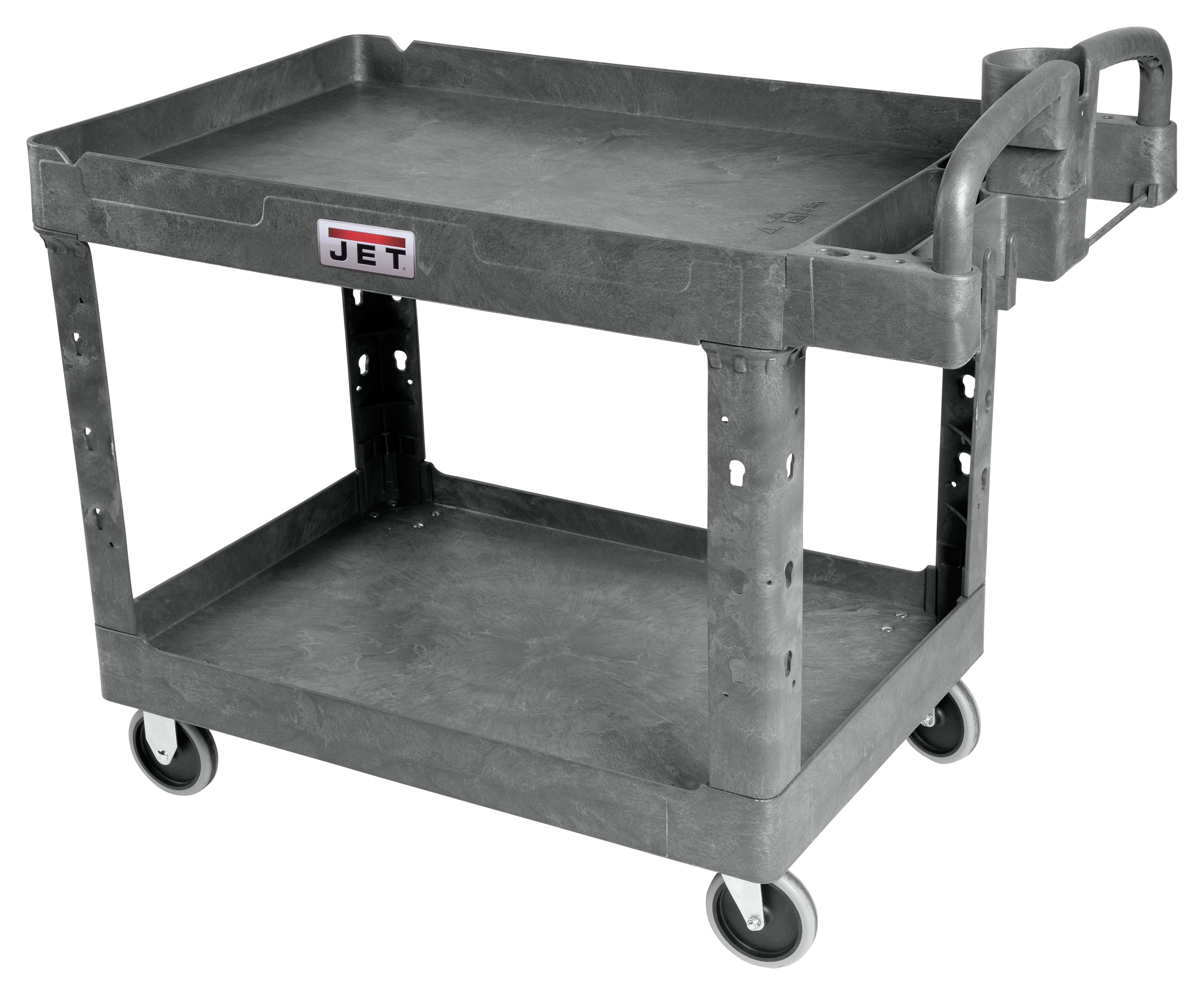 PUC-43x25, Resin Utility Cart