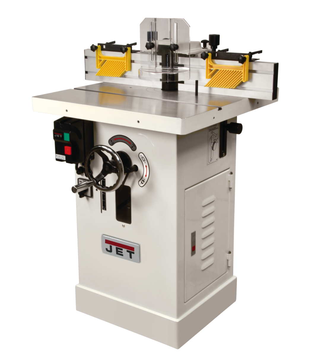 JWS-25X, JET Shaper, 3HP, 1PH