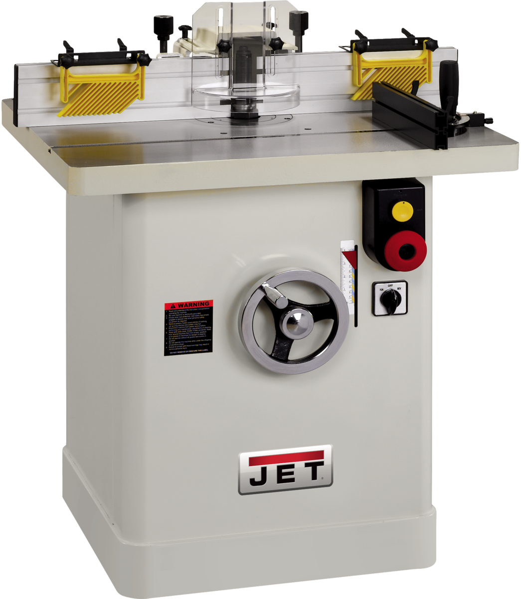 JWS-35X5-1 Industrial Shaper 5HP, 1Ph