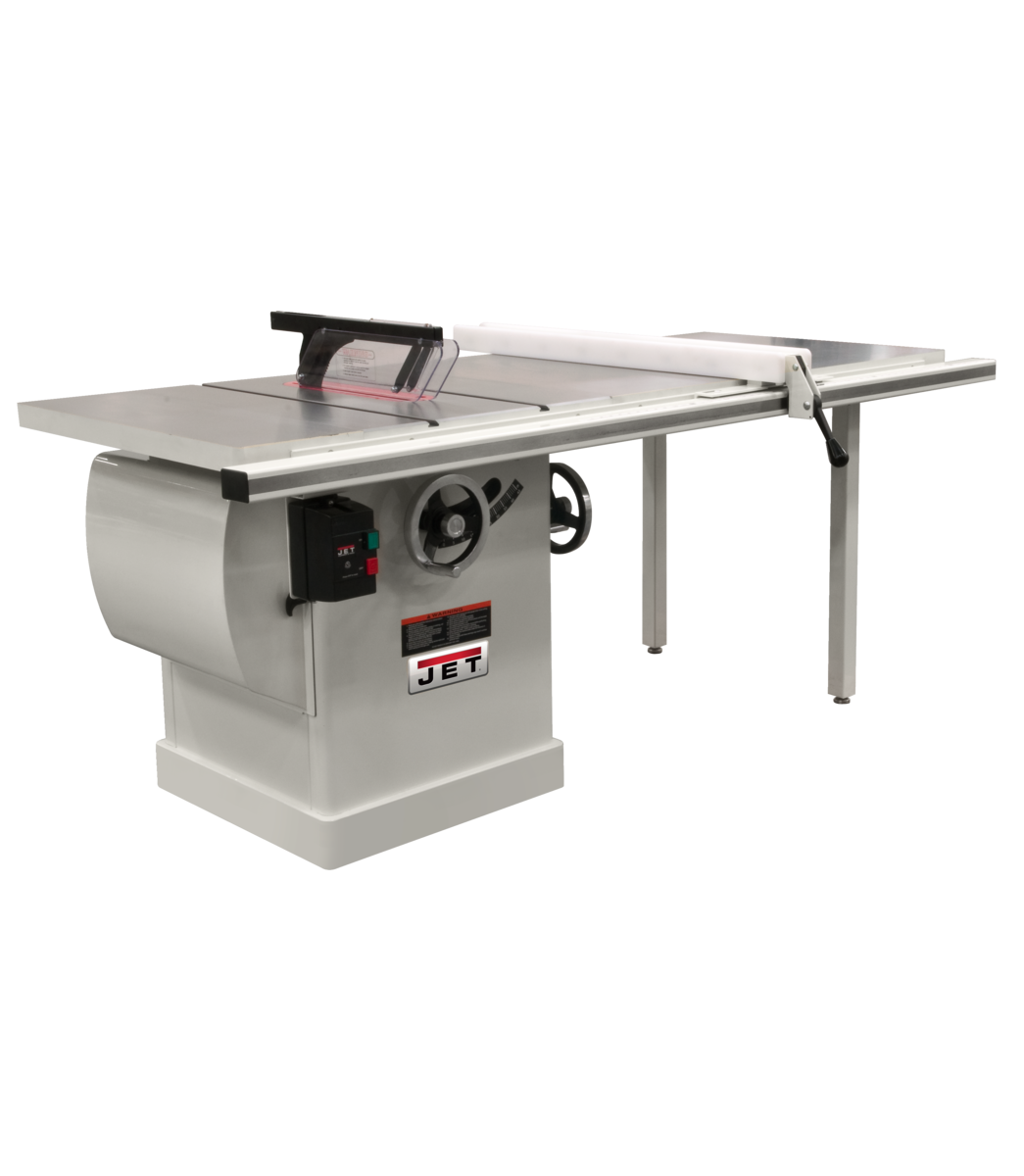 JTAS-12-DX TABLE SAW, 5HP 1PH