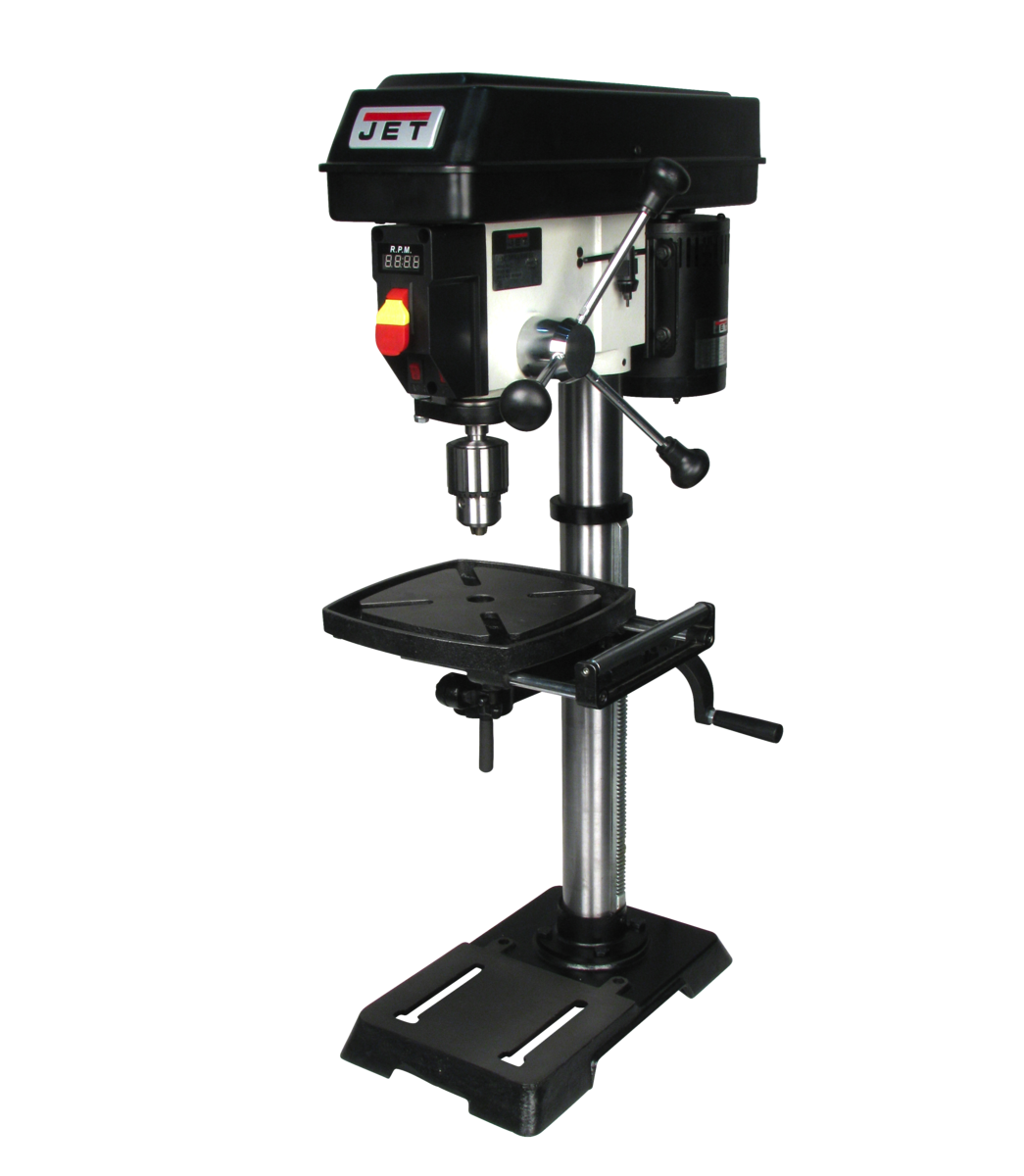 "12"" Drill Press with DRO"