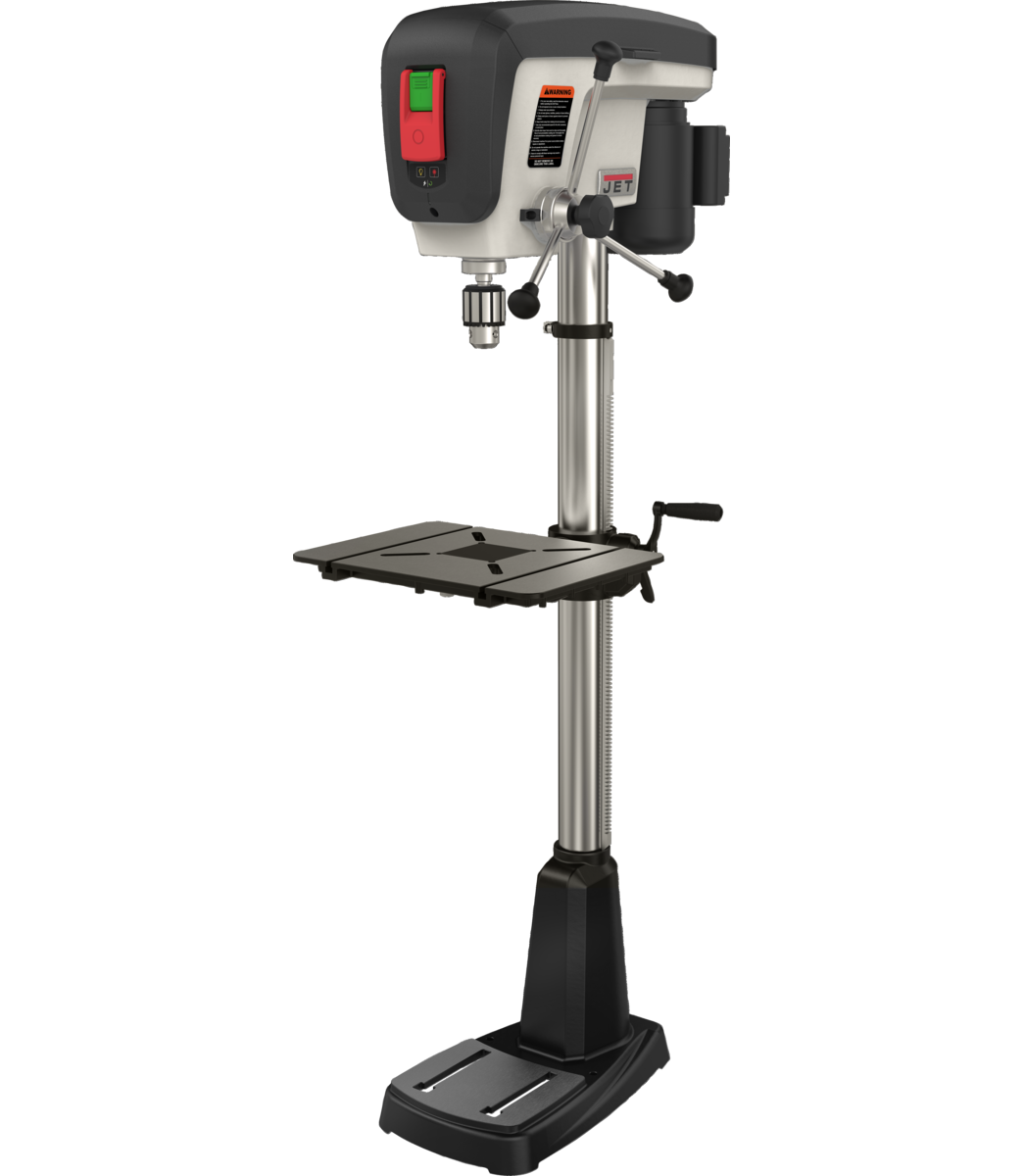 "JDP-15F 15"" FLOOR DRILL PRESS"