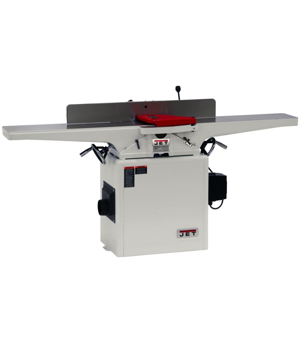 "JWJ-8CS, 8"" Closed Stand Jointer, 2HP, 1PH, 230V"