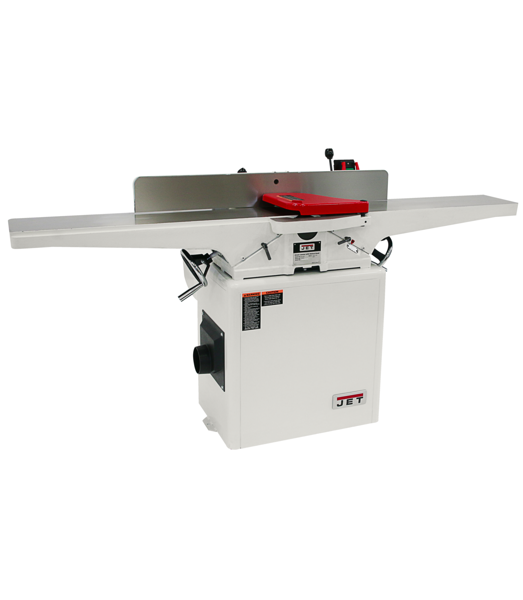 "JWJ-8HH, 8"" Helical Head Jointer, 2HP, 1PH, 230V"