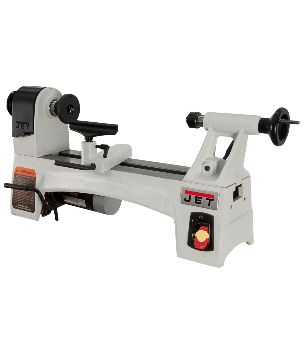 JWL-1015VS 10'' x 15'' Variable Speed Wood Lathe