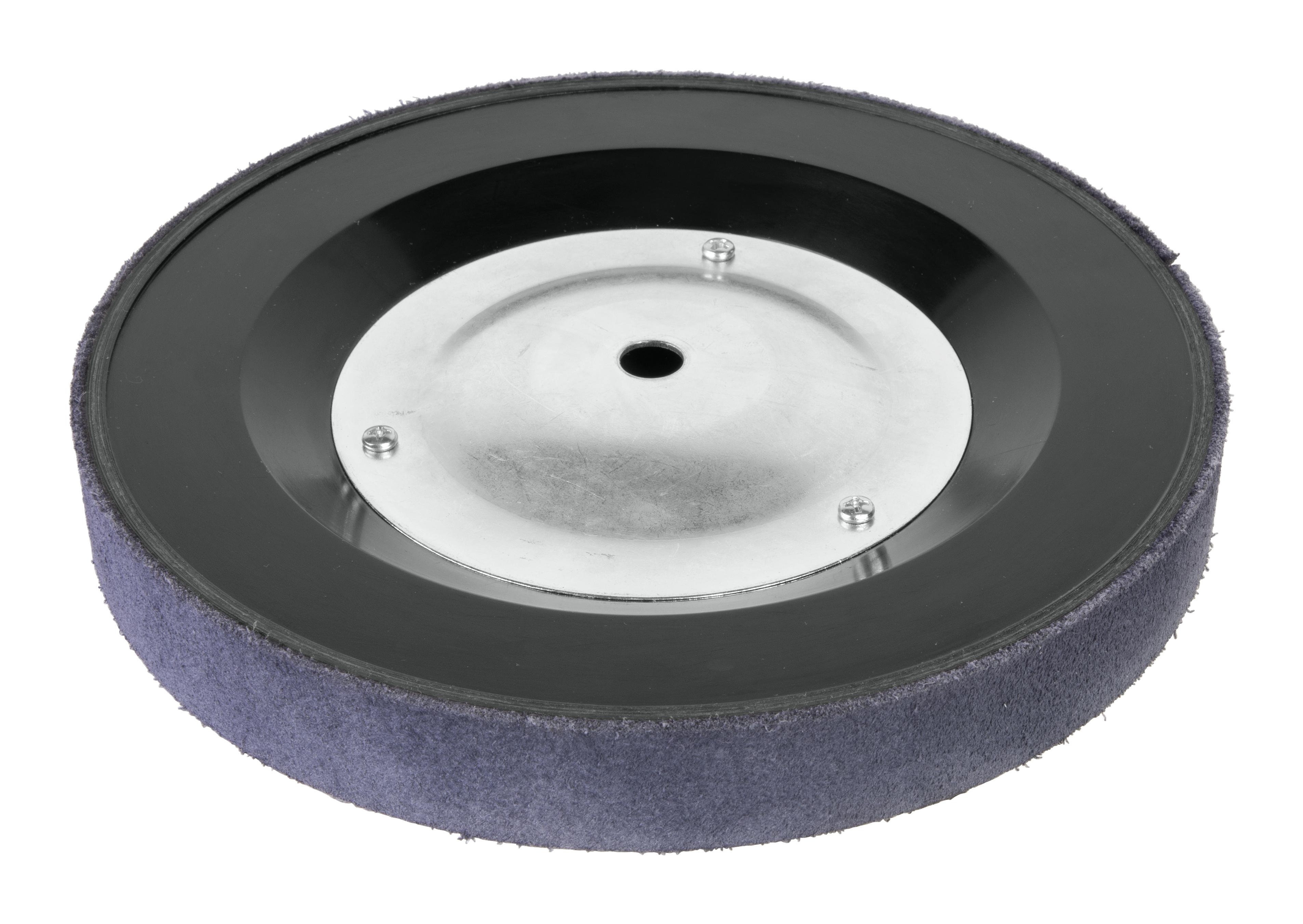 The Jet JWS-10 Leather Strop Wheel