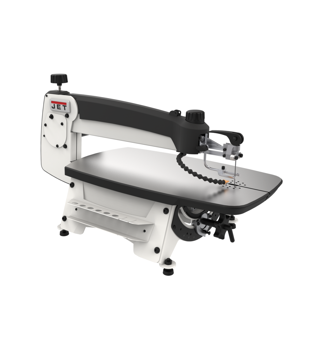 JWSS-22B - SCROLL SAW BASE MACH W/SWITCH