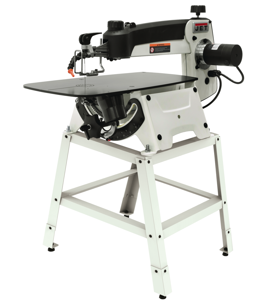 "JWSS-18 18"" Scroll Saw with Stand"