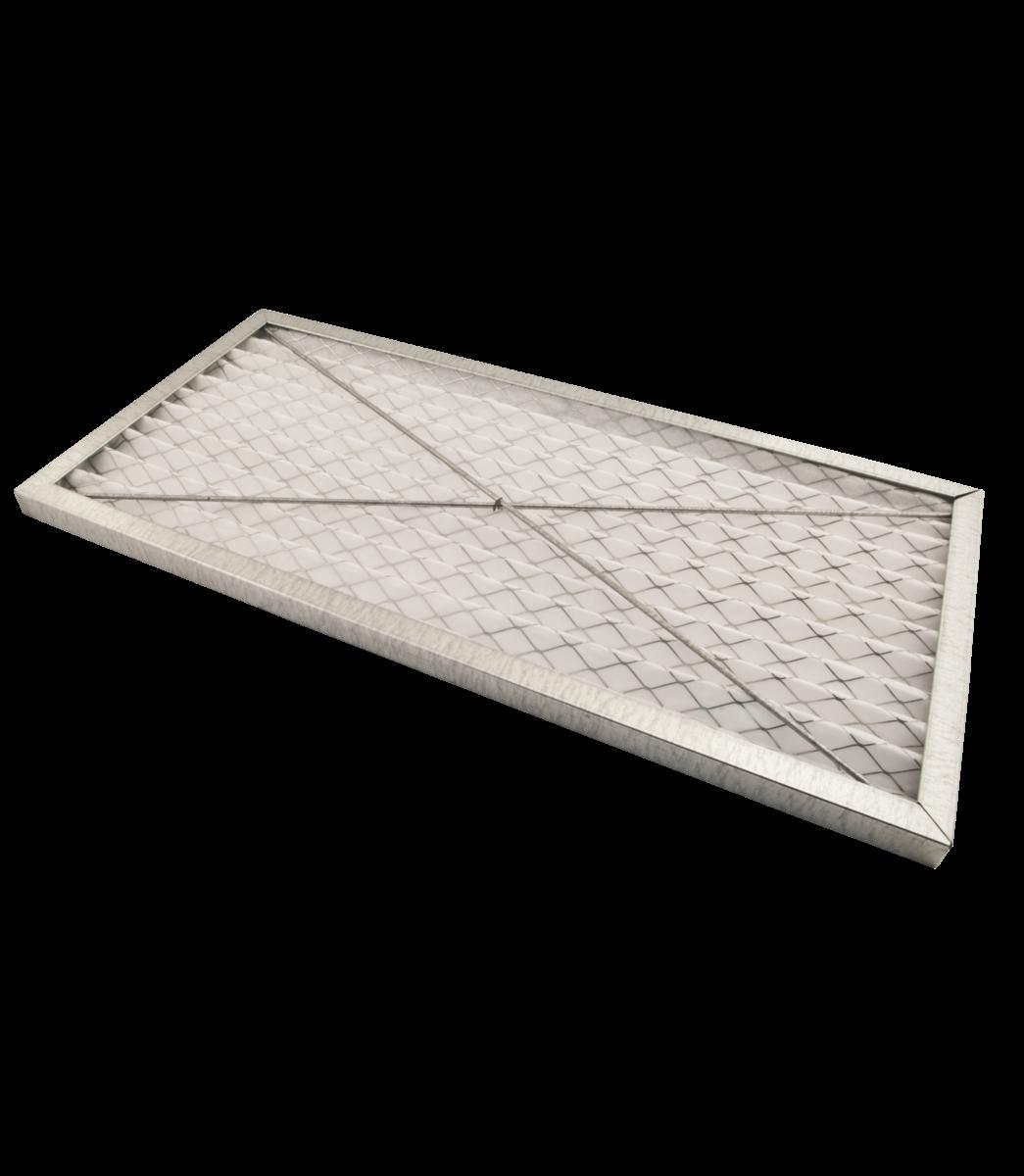 AFS-1B-WOF, filtro electrostático externo lavable para AFS-1000B