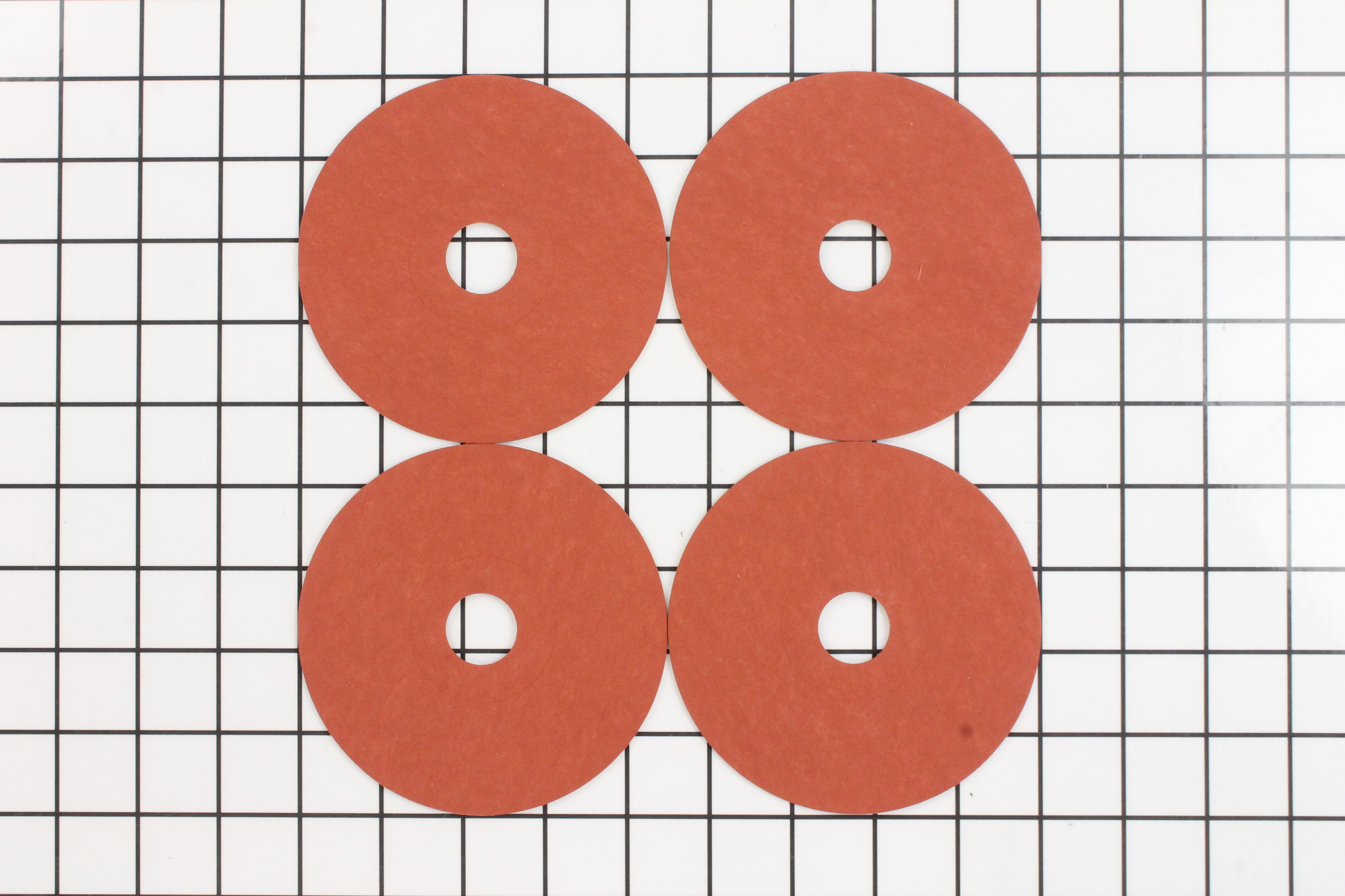 "JAT-700, 4-1/2"" BACKING PLATE"