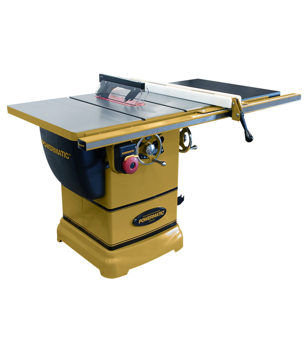 "PM1000, 1-3/4HP 1PH Table Saw, w/ 30"" Accu-Fence System"