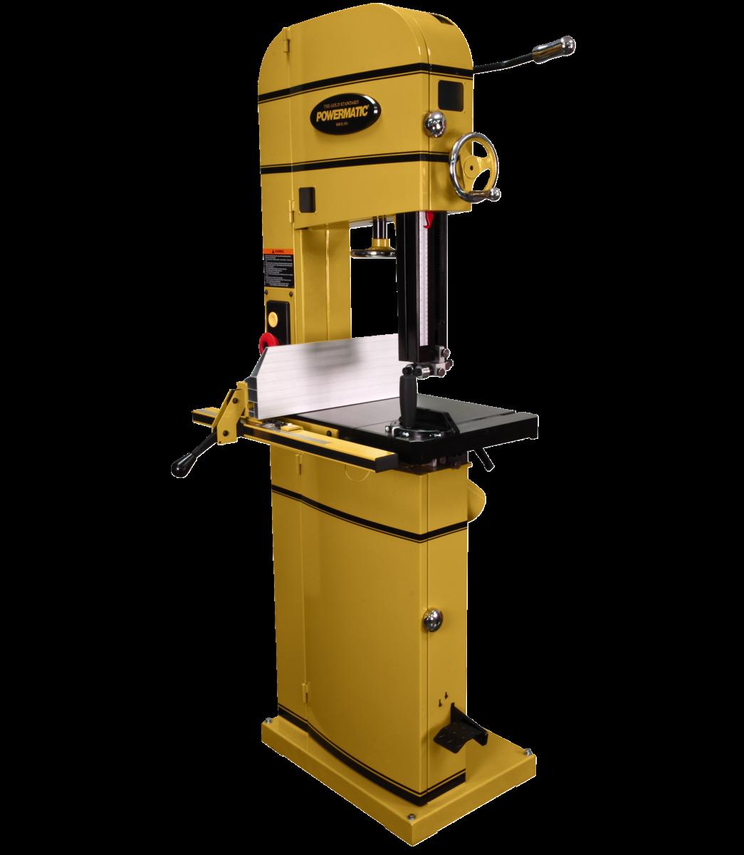 PM1500 Bandsaw, 3HP 1PH 230V
