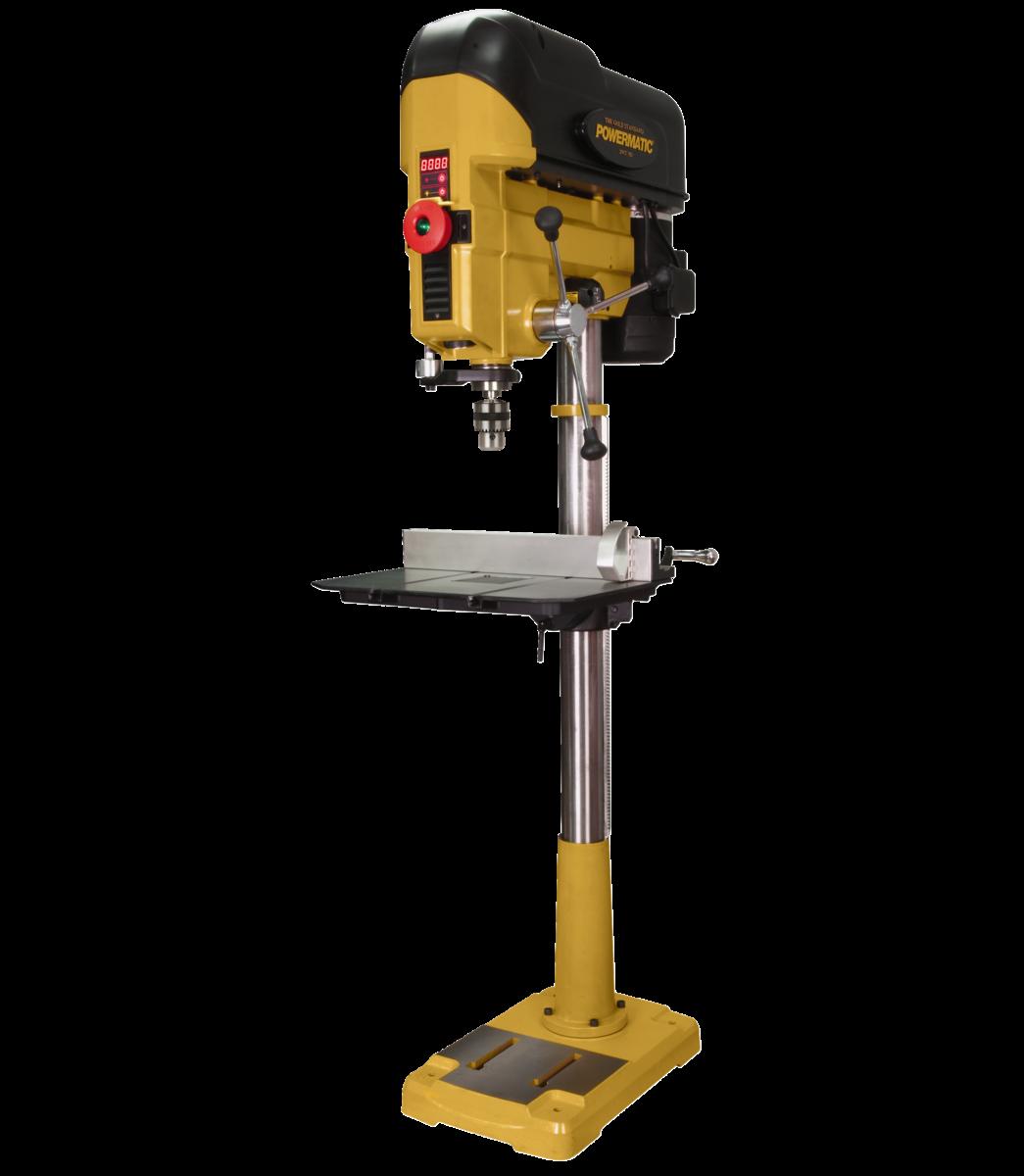 PM2800B Drill Press, 1HP 1PH 115/230V