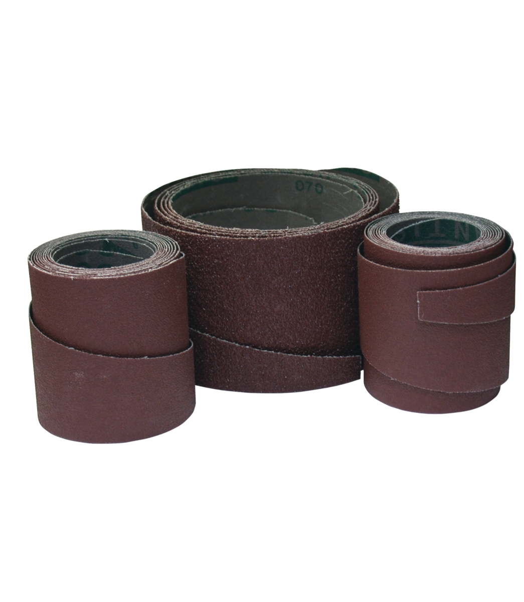 PM2244 Precut Abrasive, 120 Grit - 3 Pack