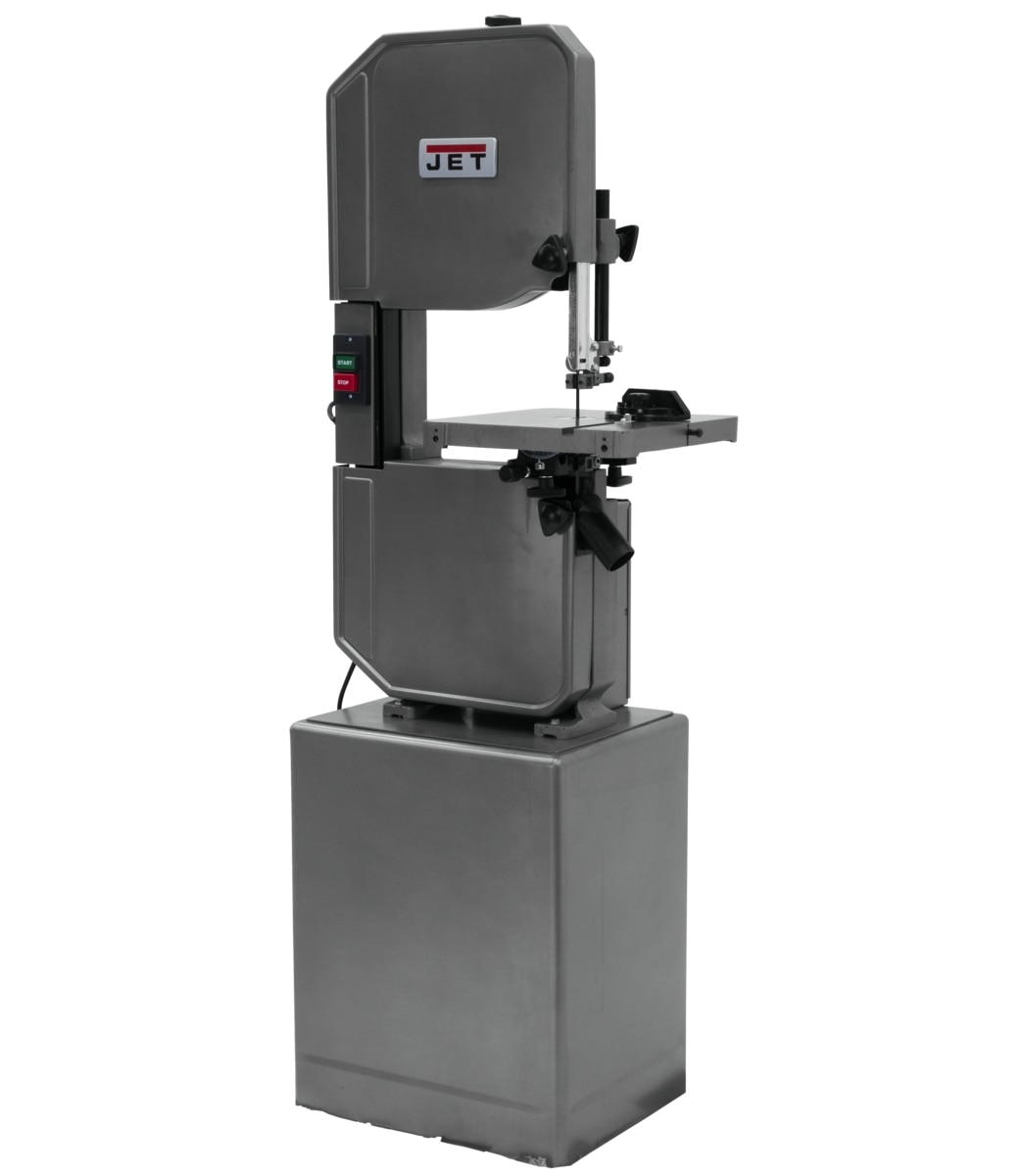 "J-8201K, 14""  Metal/Wood Vertical Bandsaw"