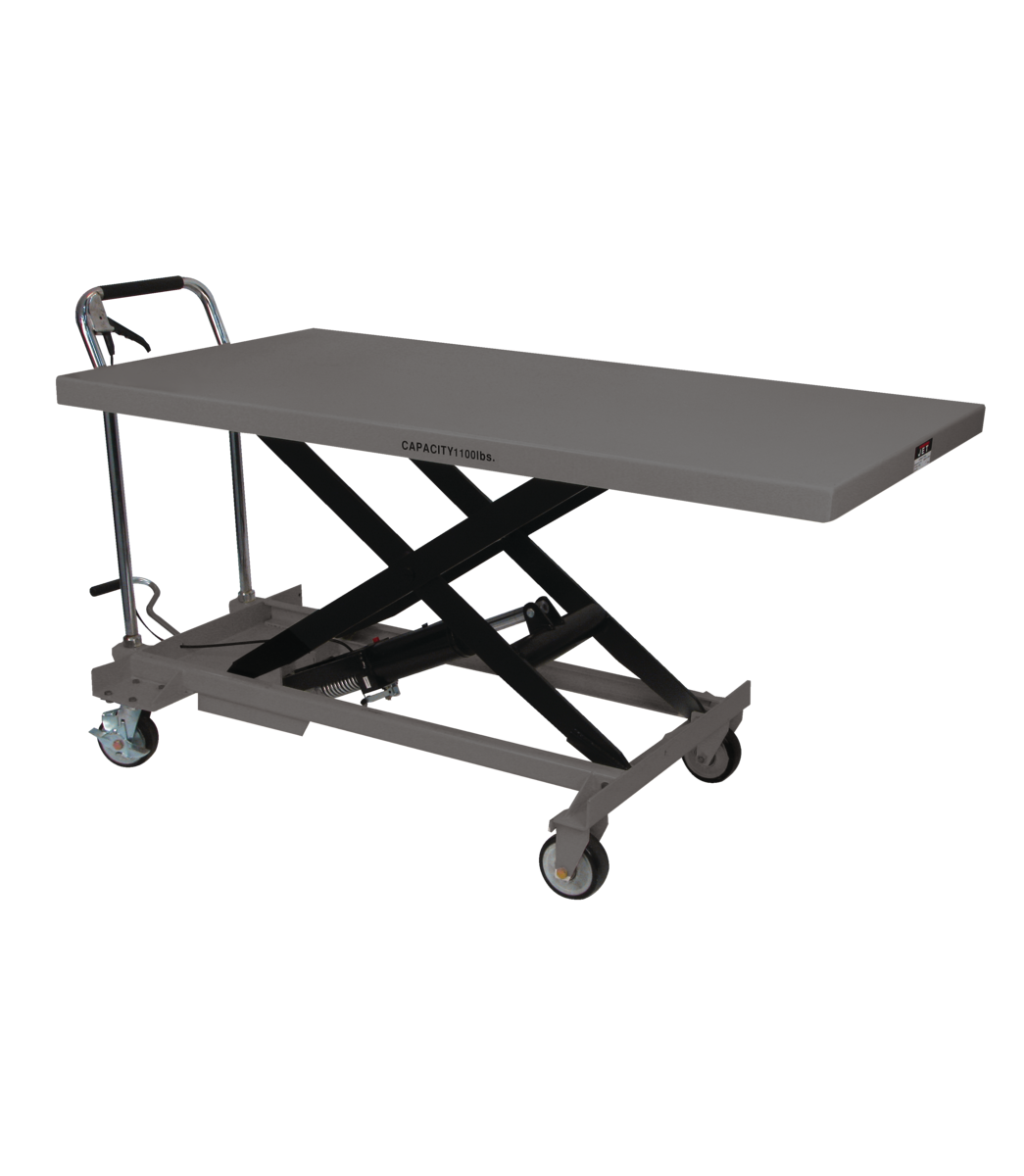 SLT-1100, Jumbo Scissor Lift Table