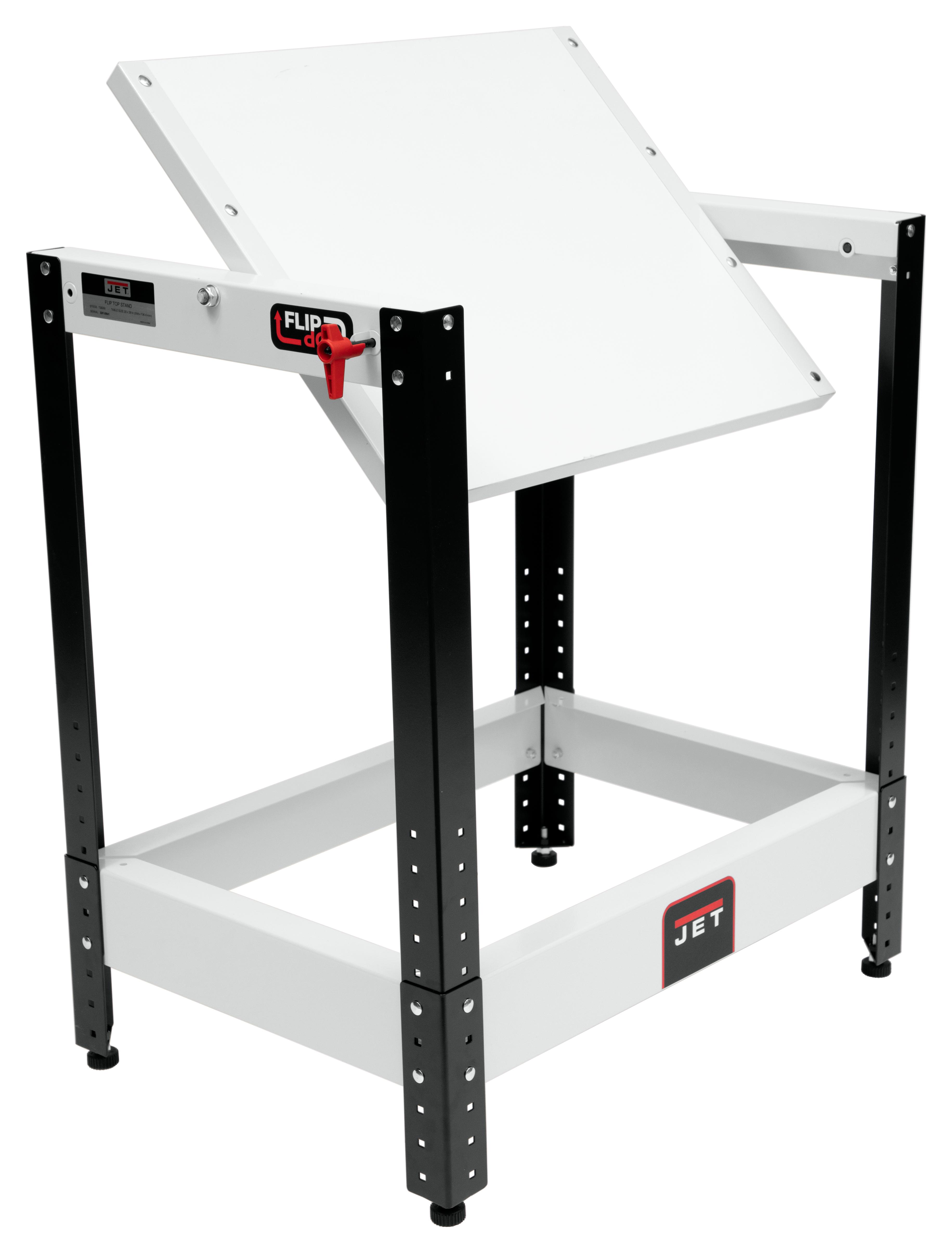 JET Flip Top Benchtop Machine Table