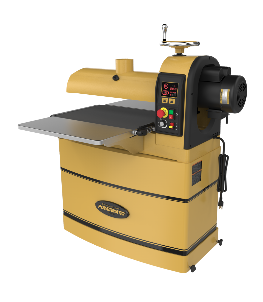 Manual: PM2244 Drum Sander, 1-3/4HP, 115V