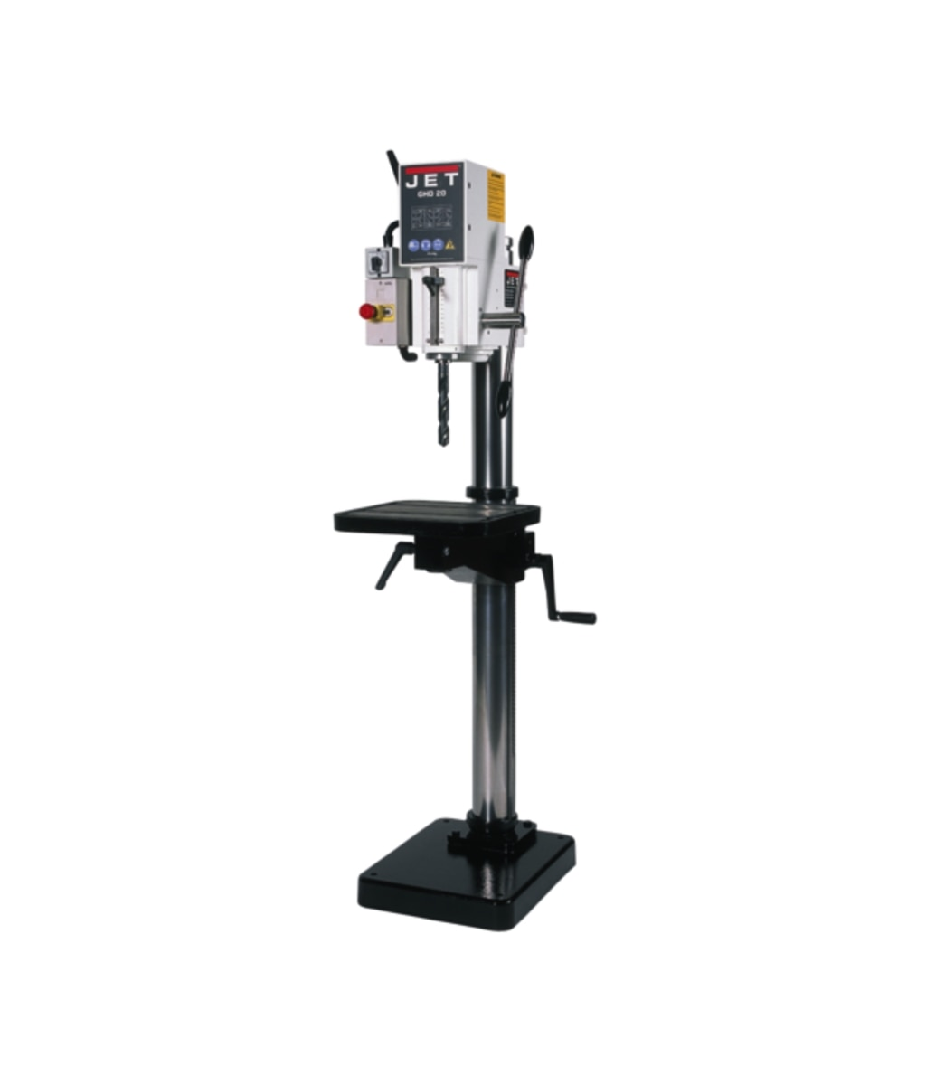"J-A4008M-PF4, 26"" Arboga Gear Head Drill Press With Power Down feed 440V, 3Ph"