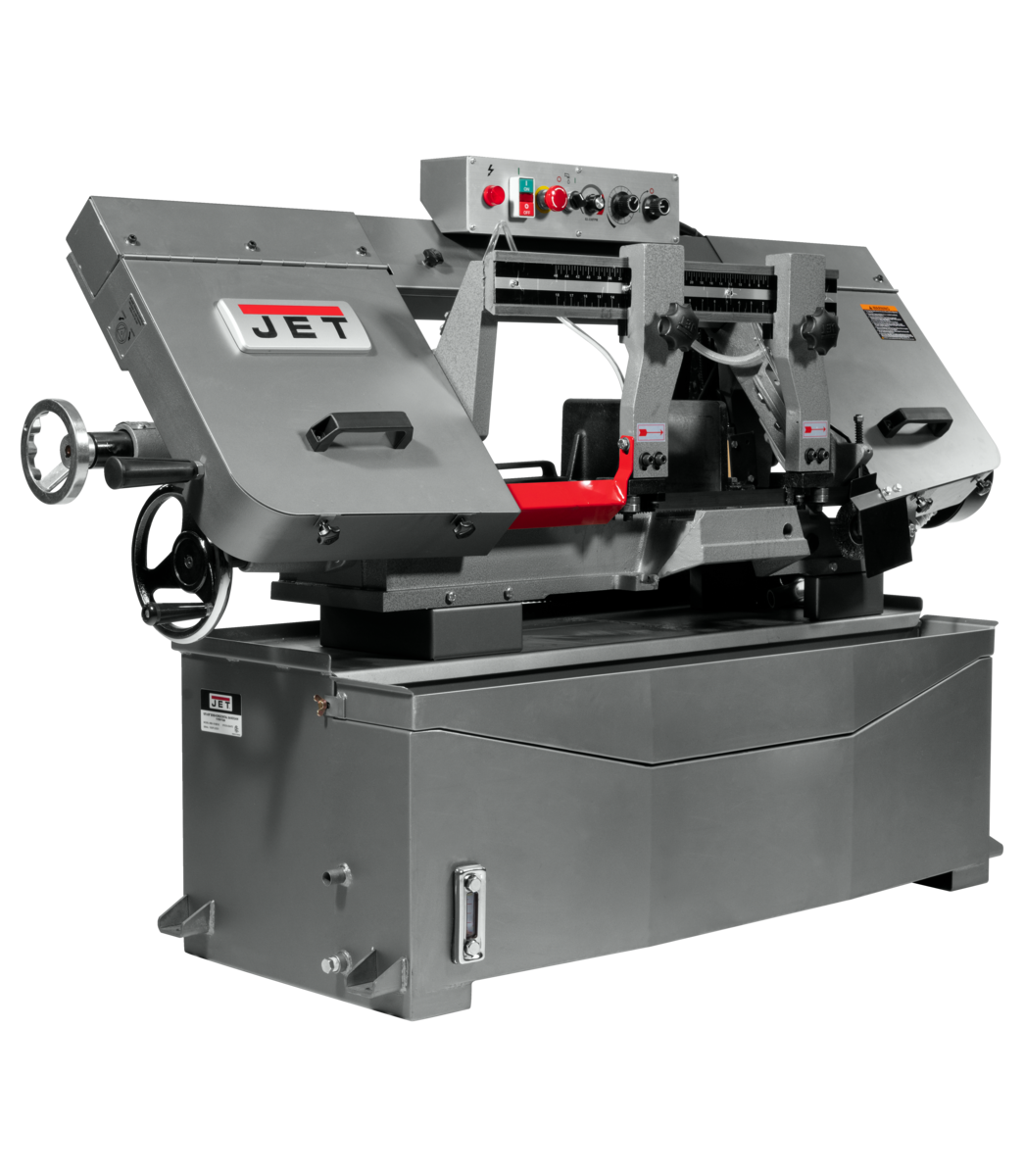"HBS-1018EVS, 10"" x 18"" EVS (Electronic Variable Speed) Horizontal Bandsaw"