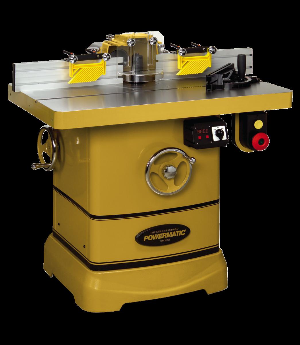 Manual: PM2700 Shaper, 5HP 1PH 230V