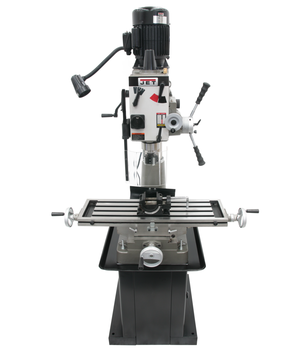 JMD-40GHPF Geared Head Mill/Drill with Power Downfeed