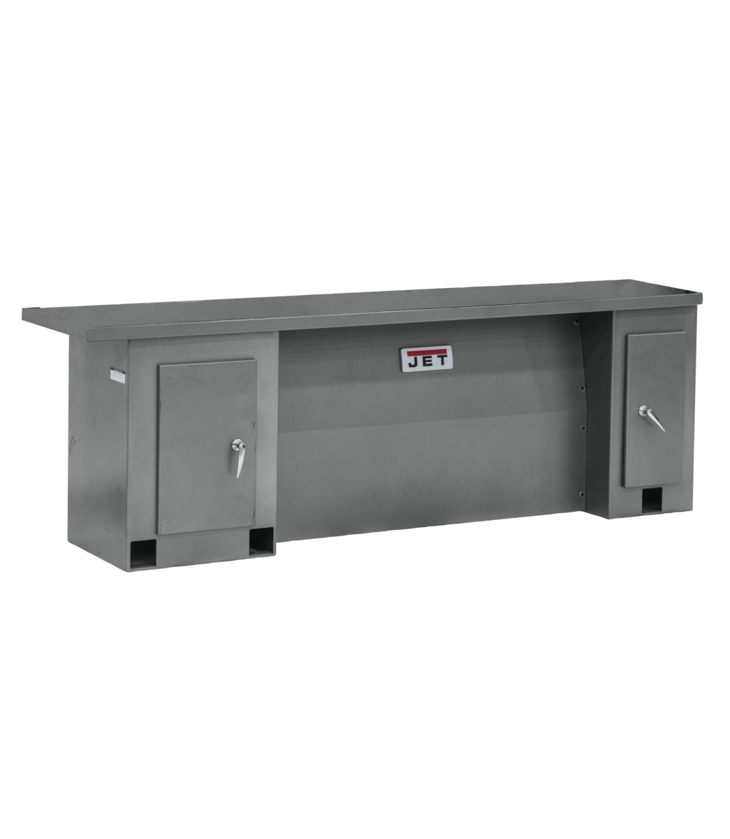 """JET — CBS-1340 Cabinet Stand for 13"""" x 40"""" Lathes"""