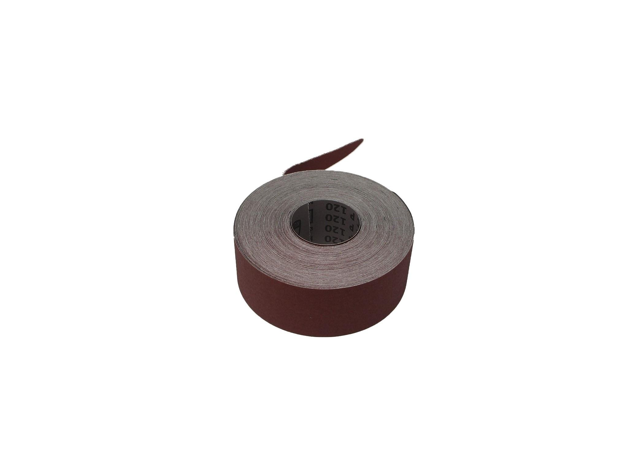 Premium Ready-To-Cut Abrasive, 120 Grit Sand Paper