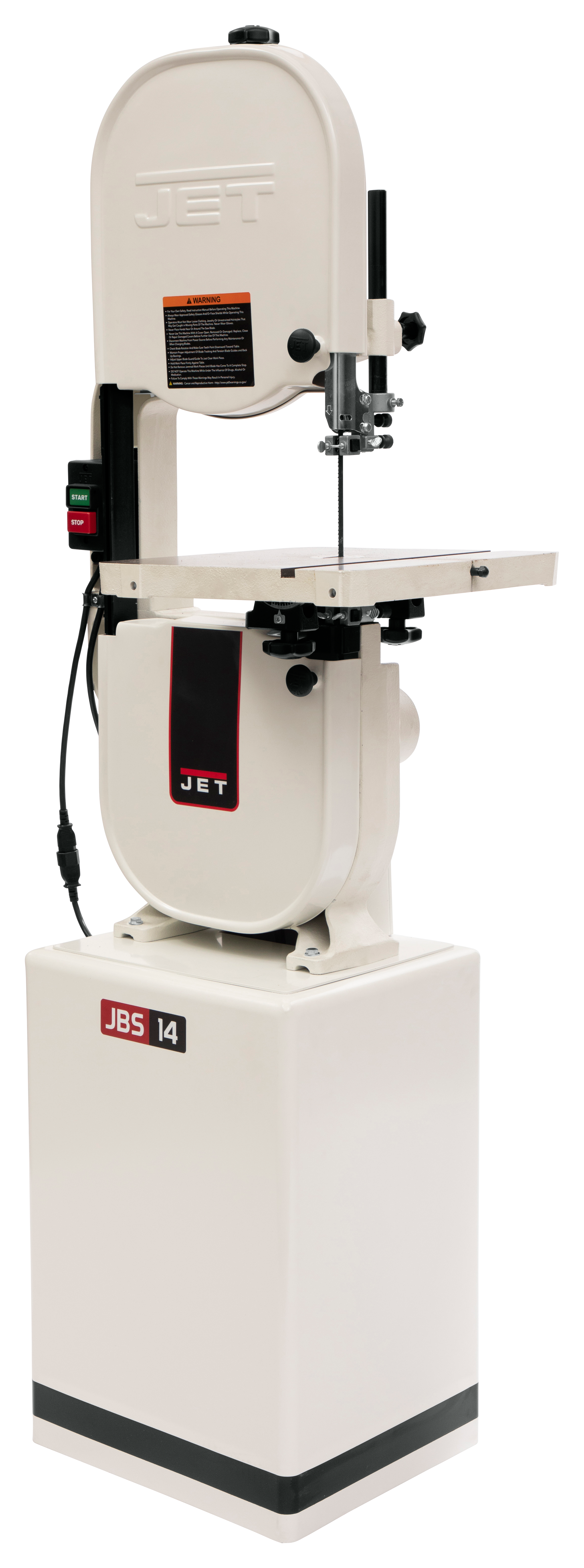 "14"" Closed Stand Bandsaw, 1HP, 1Ph, 115/230V"