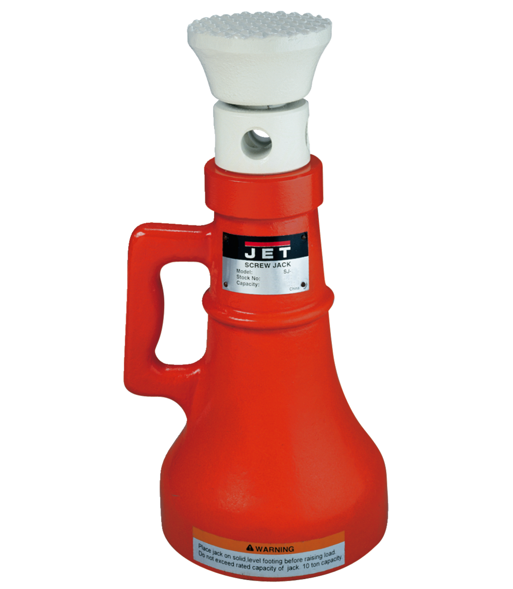 SJ-25T, 25-Ton Screw Jack