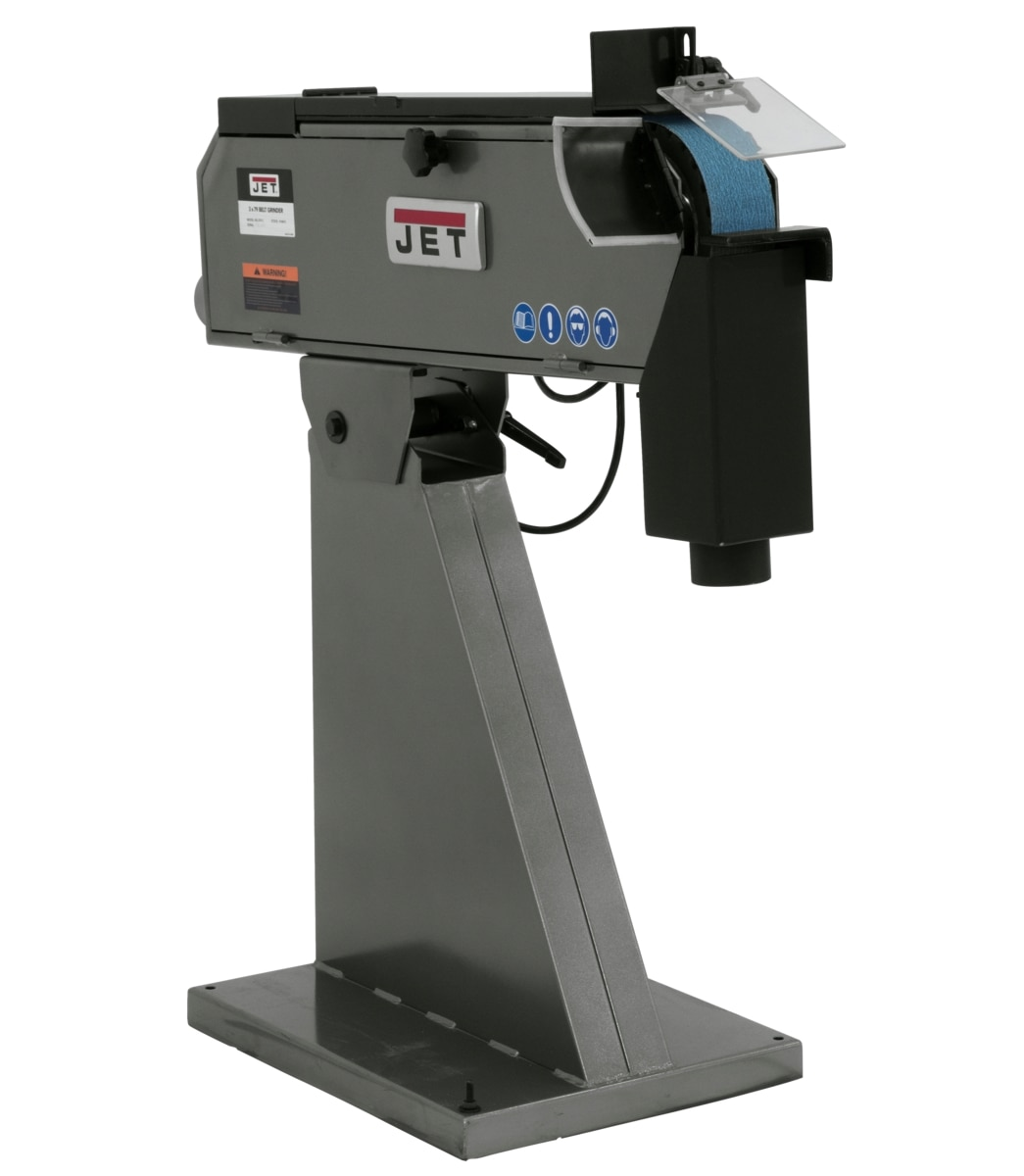 "BG-379-3, 3"" x 79"" Belt Grinder 220V 3Ph"