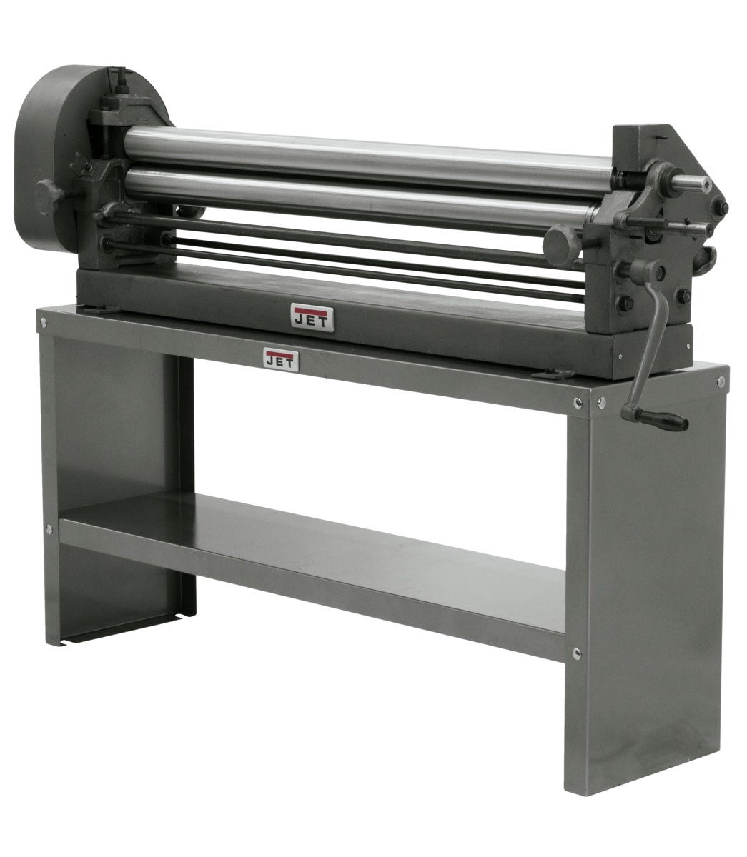 "SR-1650M, 50"" x 16 Gauge Bench Model Slip Roll"