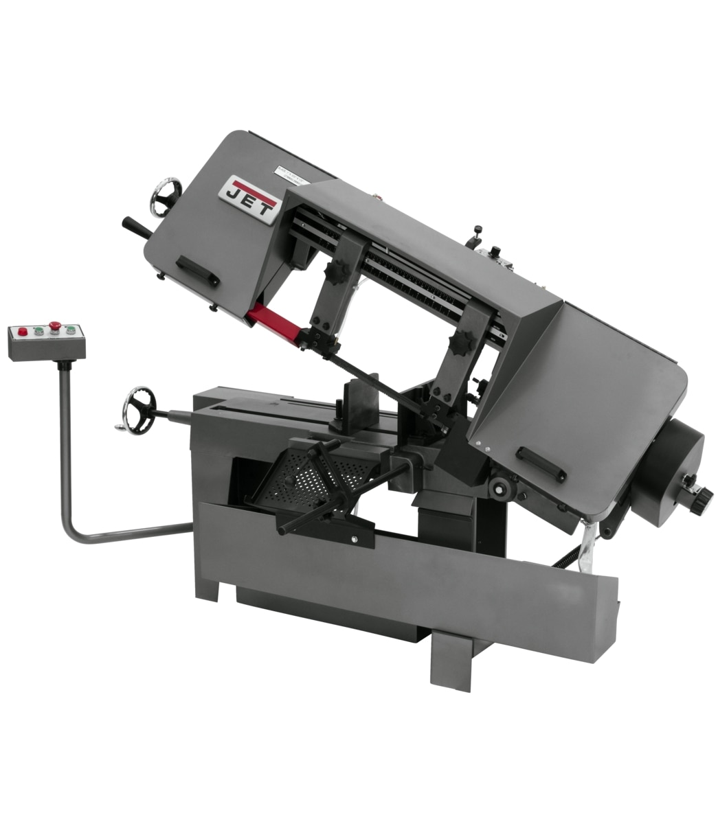 "J-7040-4, 10"" x 16"" Horizontal Bandsaw"