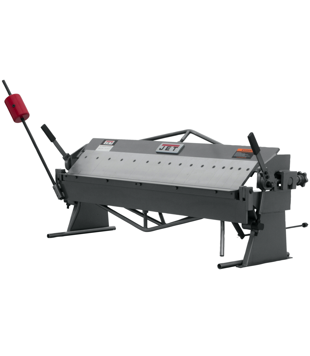 "BPB-1650, 50"" x 16 Gauge Bench Model Box & Pan Brake"