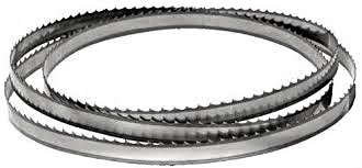 """Carbon Bandsaw Blade 1/4"""" x .025"""" x 197"""" x 14R For VBS-3612"""