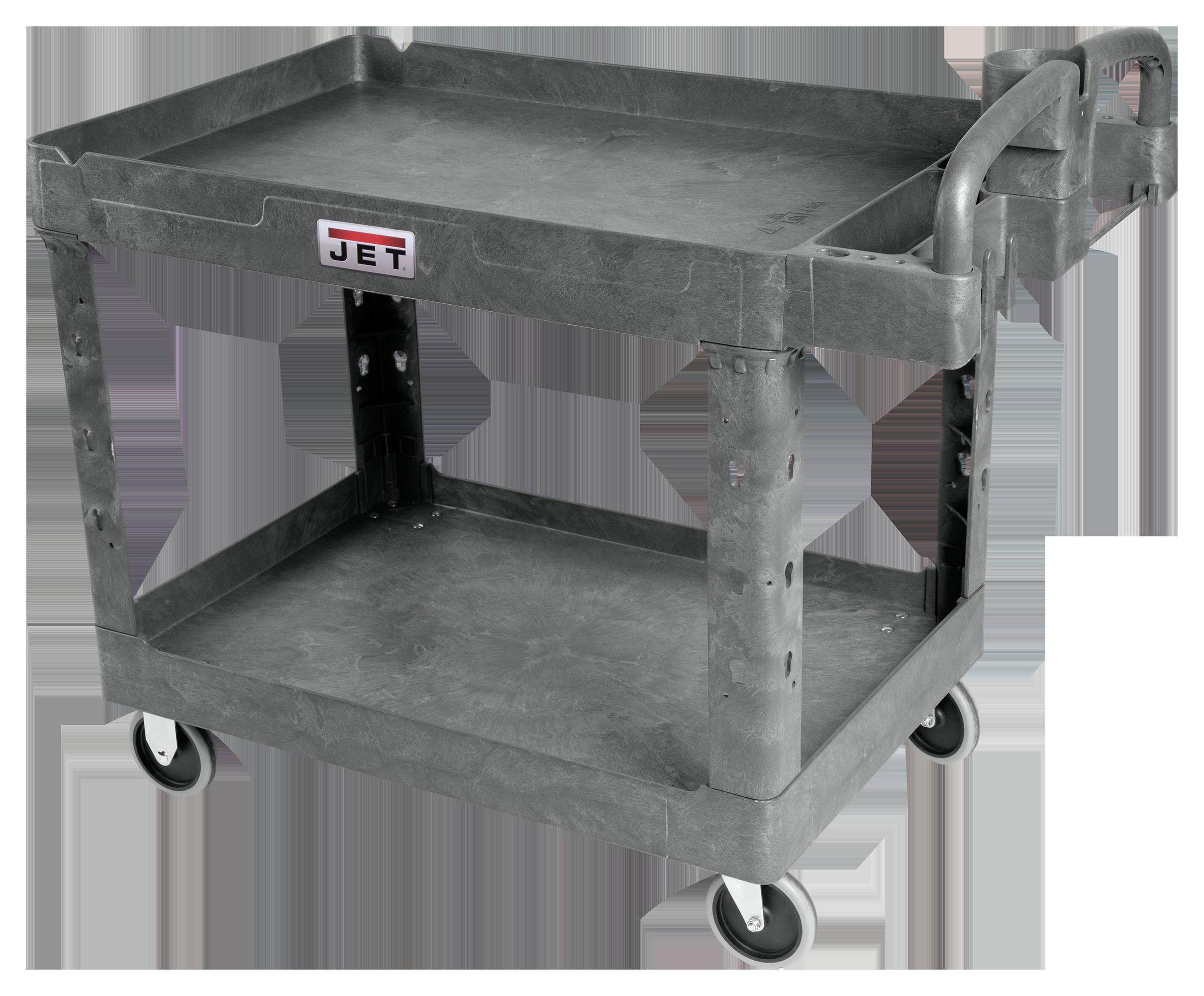 PUC-43x25, Resin Utility Cart