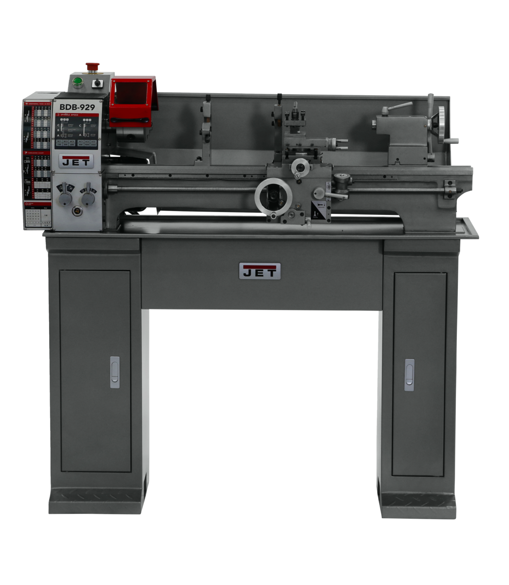 BDB-929 Belt Drive Bench lathe with stand