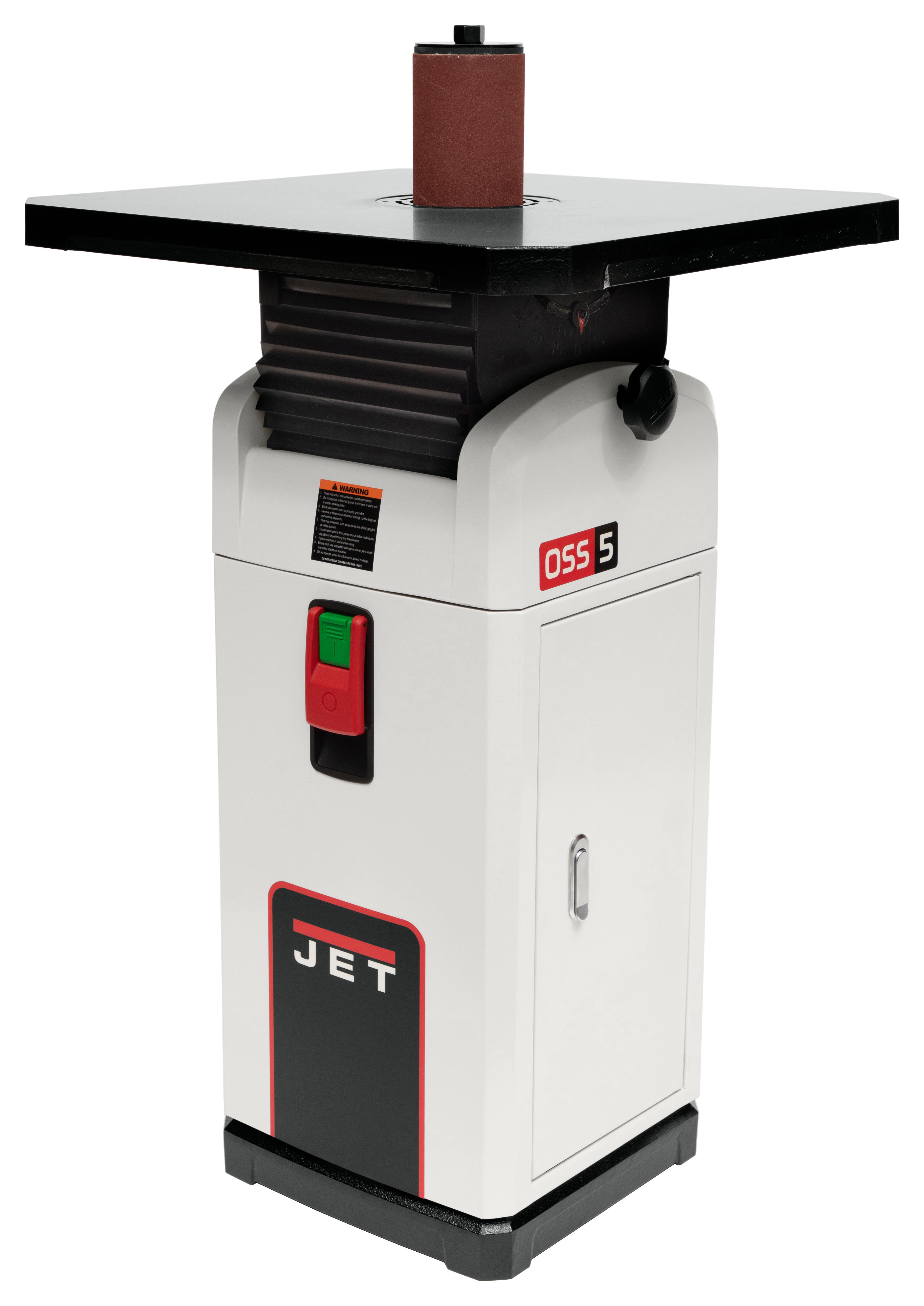 JOSS-S, Floor Model Oscillating Spindle Sander, 1HP, 1Ph, 115V