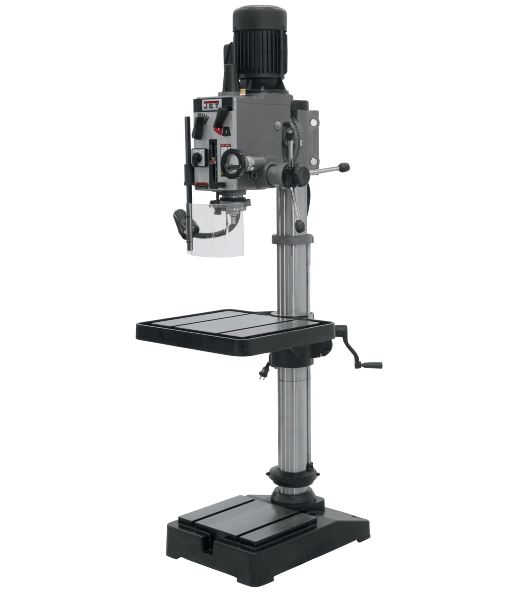 "GHD-20, 20"" Gear Head Drill Press 230V, 3Ph"