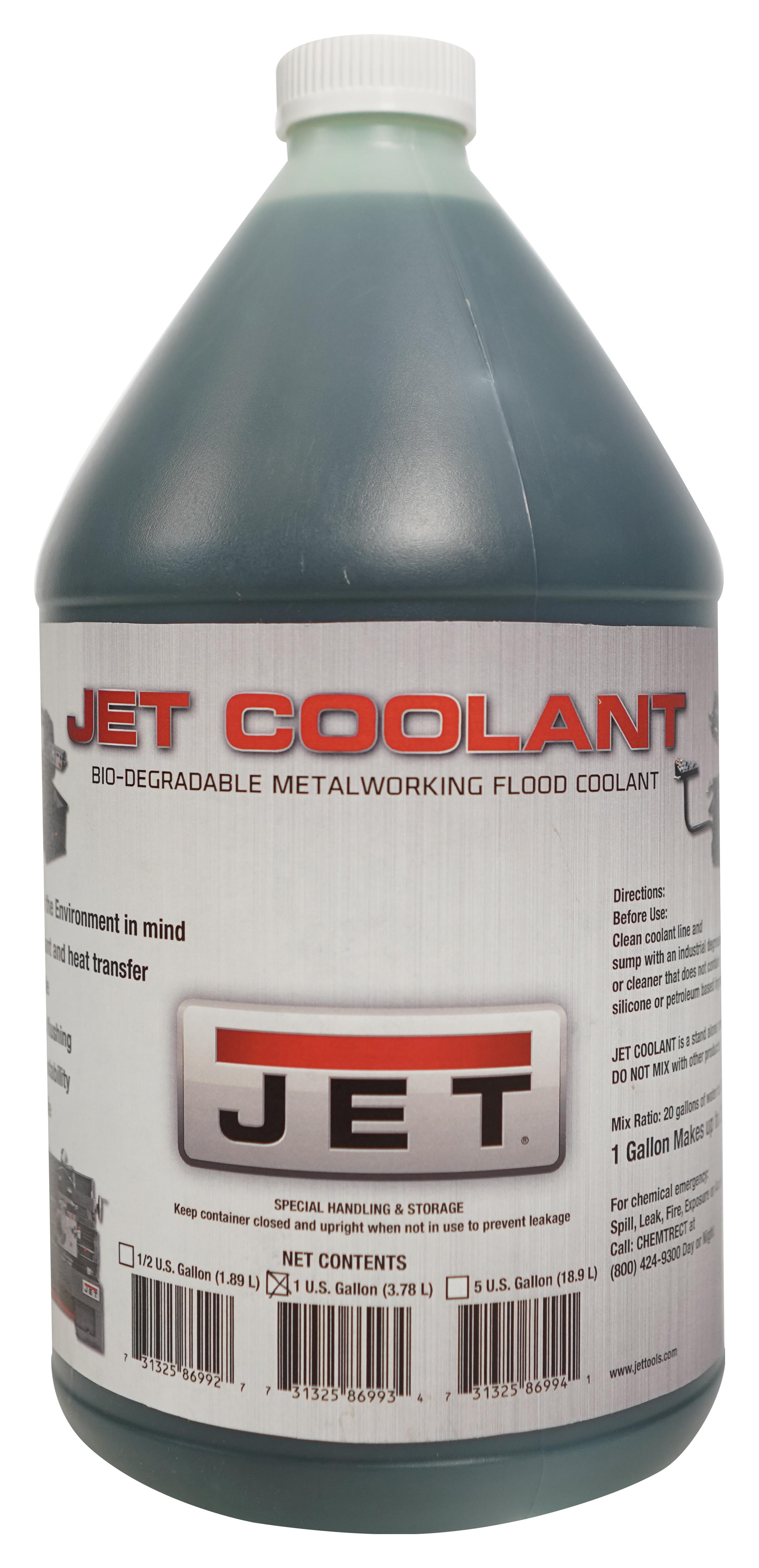 JET — 1 gallon MW Biodegradable Coolant