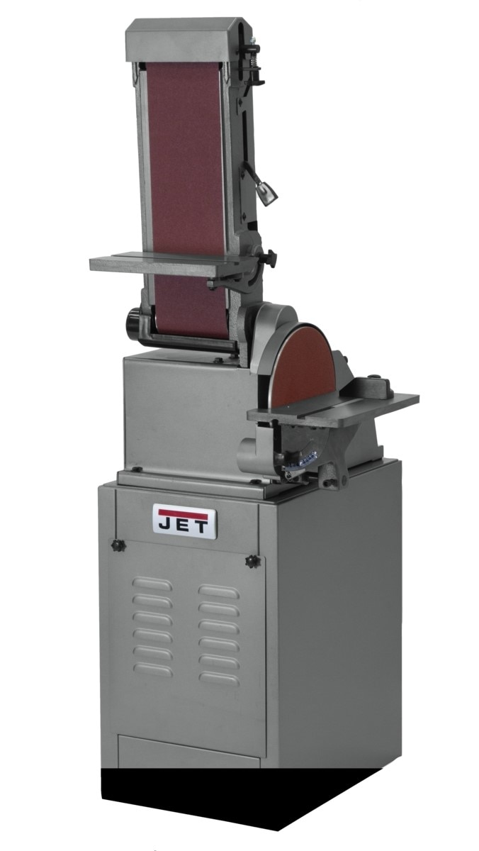 "J-4210K, 6"" x 48"" Belt and 10"" Disc Machine"