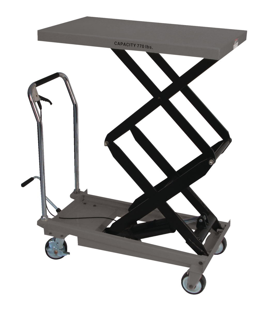 DSLT-770, Double Scissor Lift Table