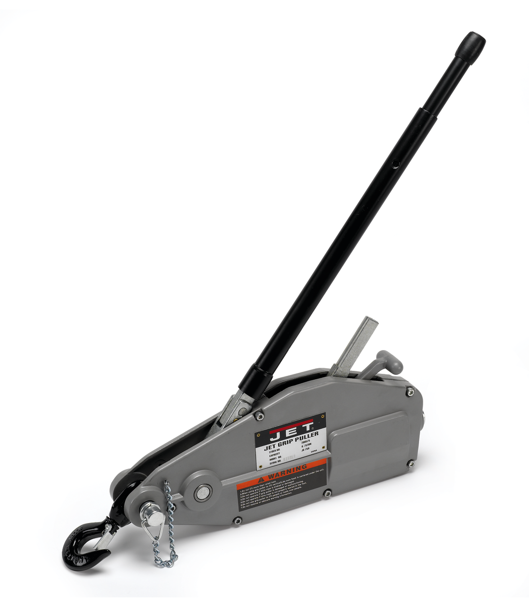 JG-150, 1-1/2 Ton Grip Puller Without Cable