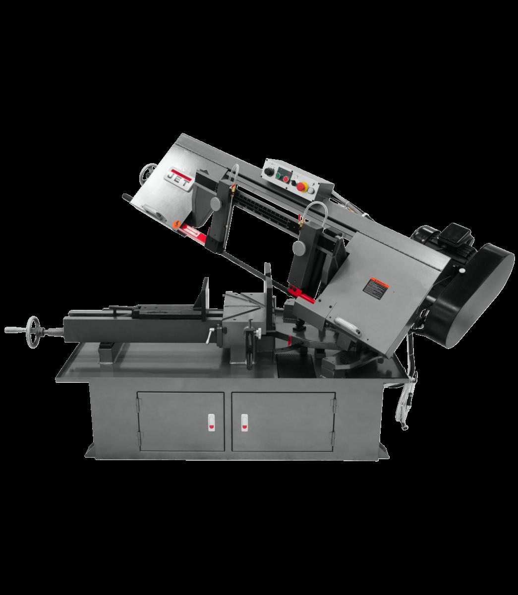 "MBS-1018-1 , 10"" x 18"" Horizontal Dual Mitering Bandsaw"
