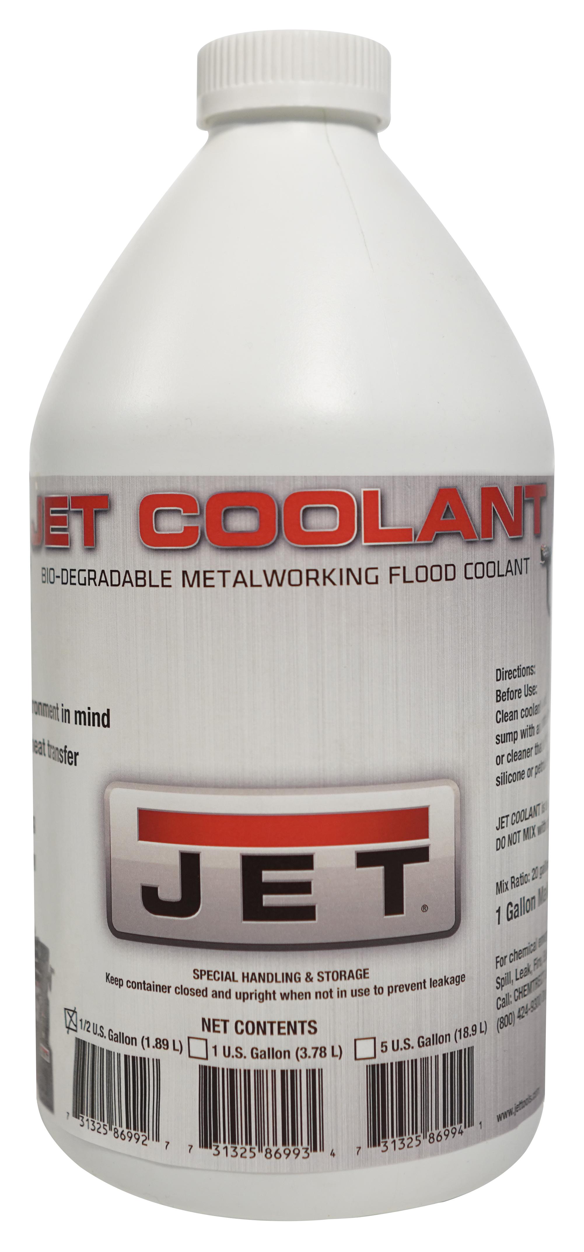 JET — 1/2 Gallon MW Biodegradable Coolant