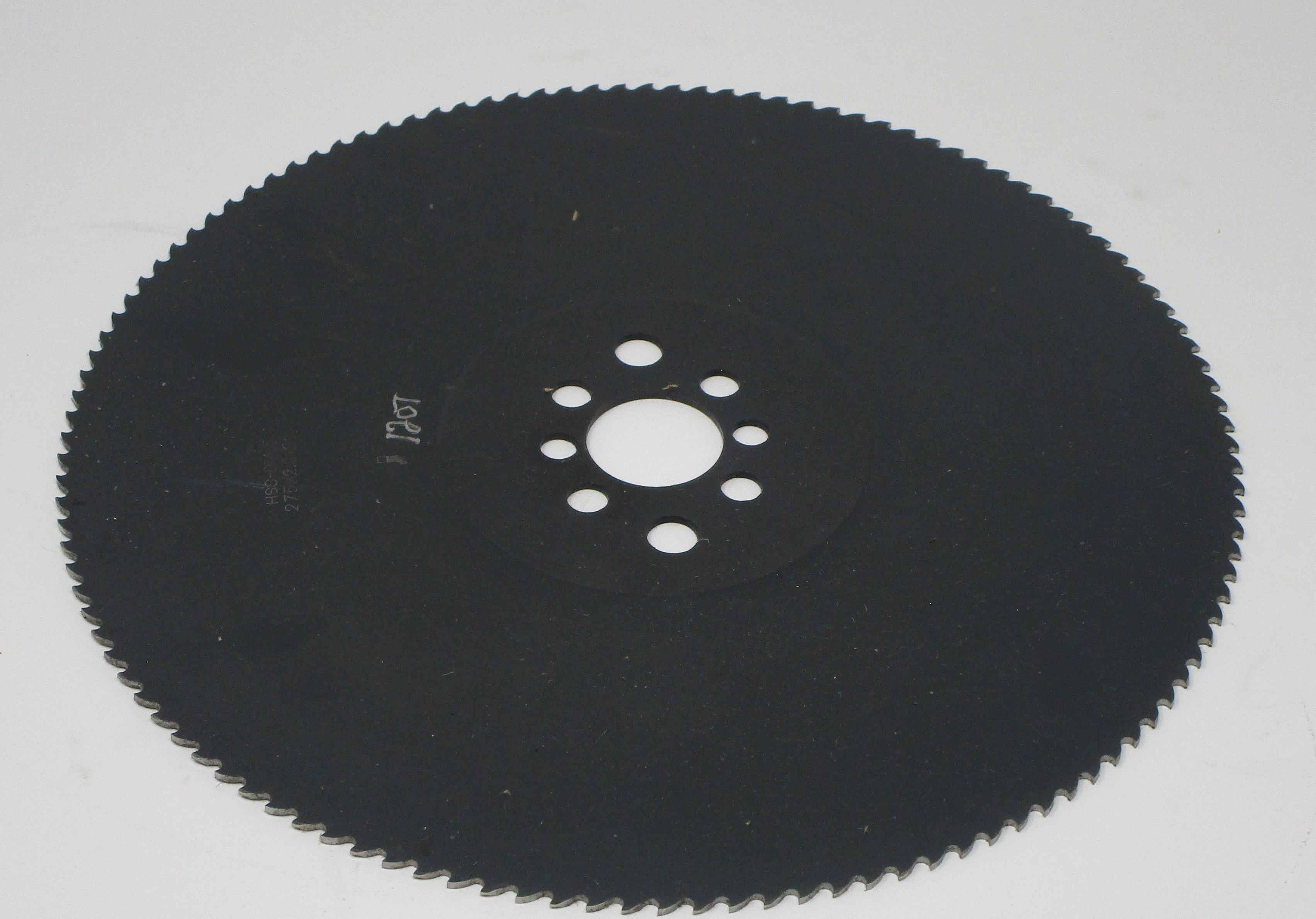 Ferrous High Speed Steel Circular Saw Blade 275mm x 32mm x 2mm x 120T For CS-275/-1